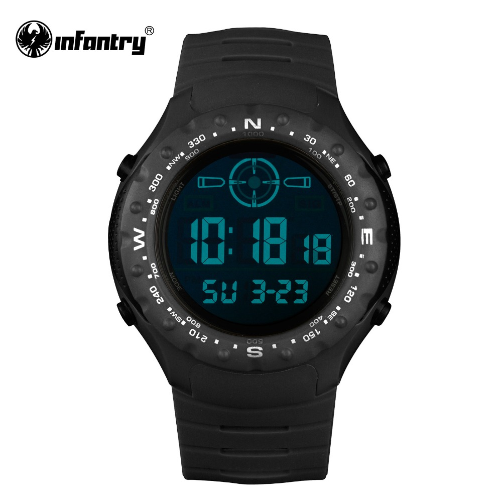 Aliexpress.com : Buy INFANTRY Mens Watches Military Army ...