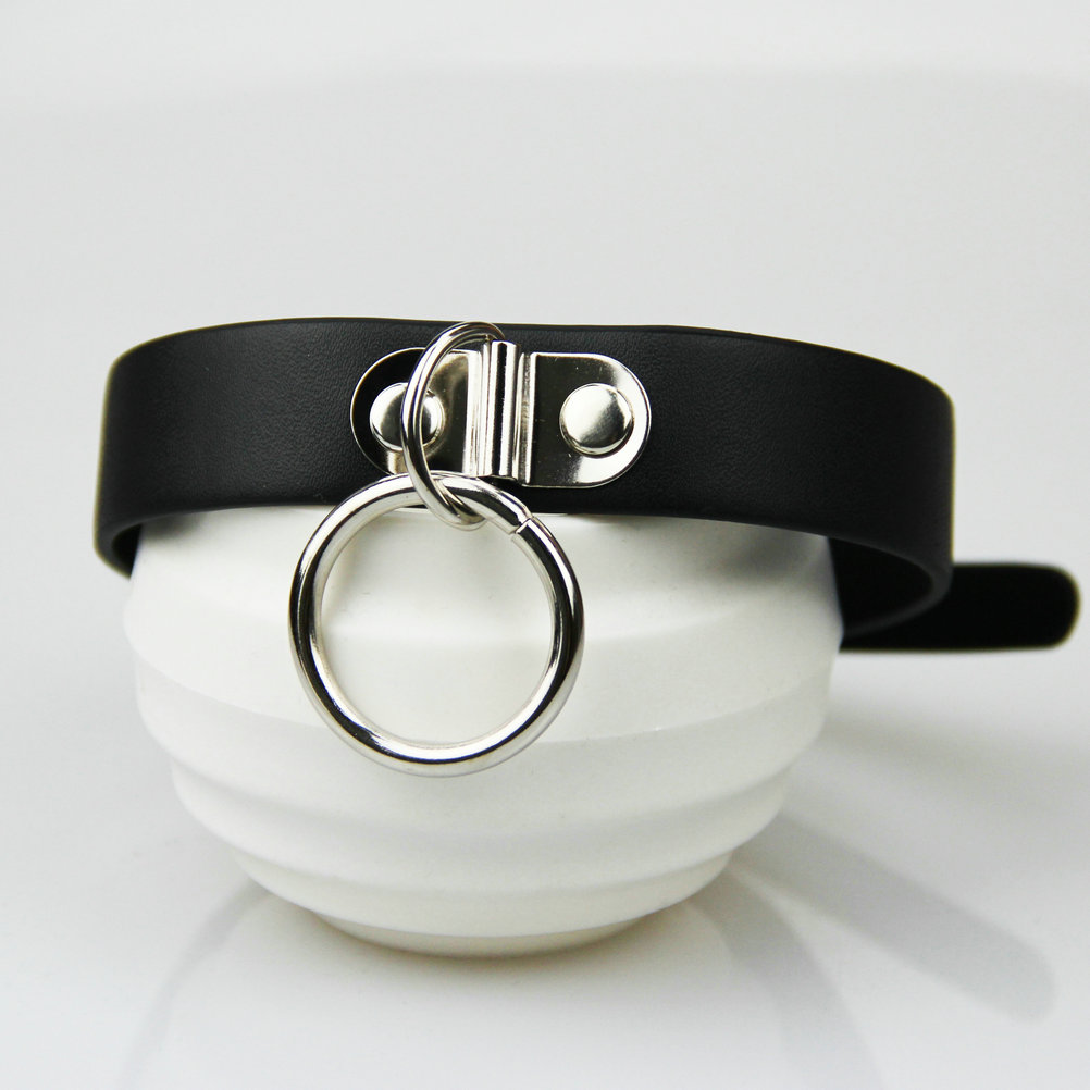 bondage collar video