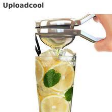 Uploadcool Stainless steel press lemon lime orange juicer Citrus juicer juicer kitchen bar Food Processor Gadget