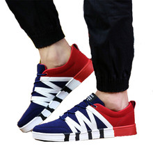 Popular British Men Skateboarding Shoes Flat Canvas Sneakers for Men Sneakers Sports Shoes 39-44