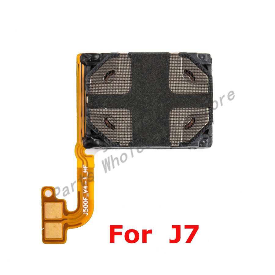 For Sam J7 J700F J7008 Ear Piece Ear Speaker Receiver Earpieces Module J7 Repair Replacement Part