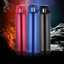 500ml Home Kitchen Thermoses Stainless Steel Insulated Thermos Cup Coffee Mug Travel Drink Bottle Vacuum Flask Thermo Mug