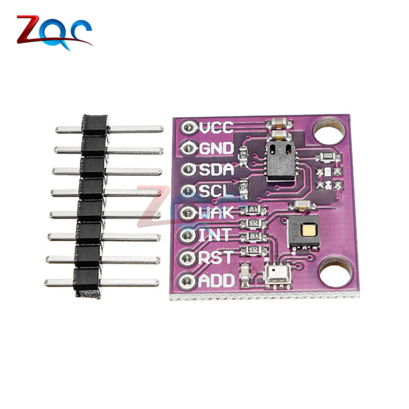 3 in 1 CCS811 HDC1080 BMP280 Sensor Module CO2 Carbon Dioxide Temperature and Humidity Gas Pressure Sensor Module Winder coffe cartel кофе в зернах 1300 г