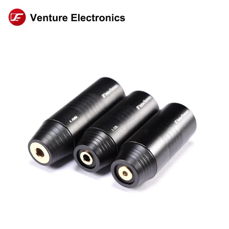 Venture Electronics 2 5TRRS to 4PIN XLR