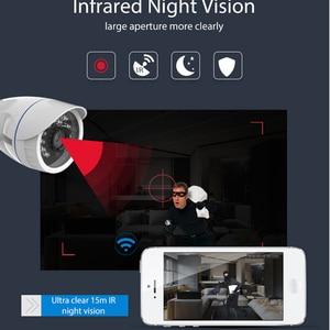 Image 5 - Neo coolcam 야외 방수 와이파이 ip 카메라 무선 hd 720 p 네트워크 나이트 비전 cctv 카메라 알렉사 에코 쇼와 함께 작동