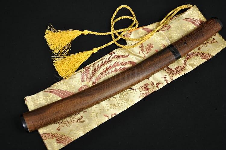 1095 yüksək karbon polad gil Tempered Yapon Samurai Qılınc TANTO - Ev dekoru - Fotoqrafiya 6