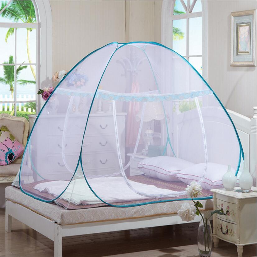 nuevo estilo rojo mosquitera para la cama rosa azul estudiante litera cama mosquitera de malla