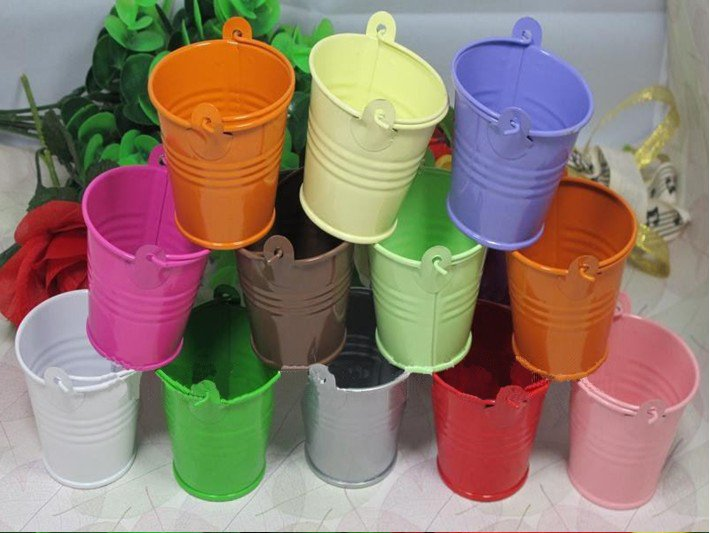 Free Shipping Tin Box Mini Pail Mint Wedding Favor Tins Mg200 In Gift Bags Wring Supplies From Home Garden On Aliexpress Alibaba Group