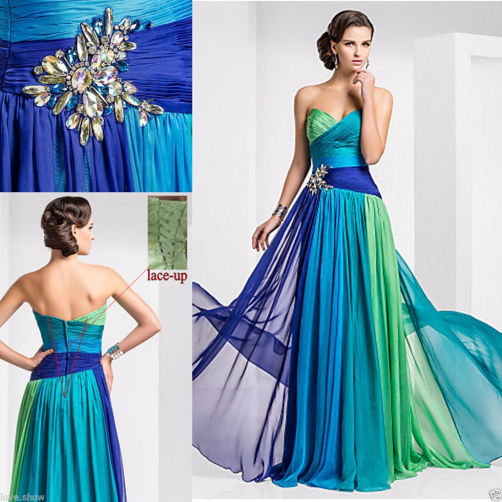 Latest Evening Dresses 2015