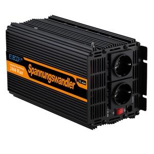 Image 3 - 2000 w off grid gemodificeerde sinus omvormer DC 24 v naar AC 220 v 230 V converter 4000 w piek