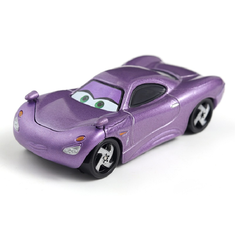 Cars Disney Pixar Cars Holly Shiftwell Metal Diecast Toy Car 1:55 Loose Brand New In Stock Disney Cars2 And Cars3