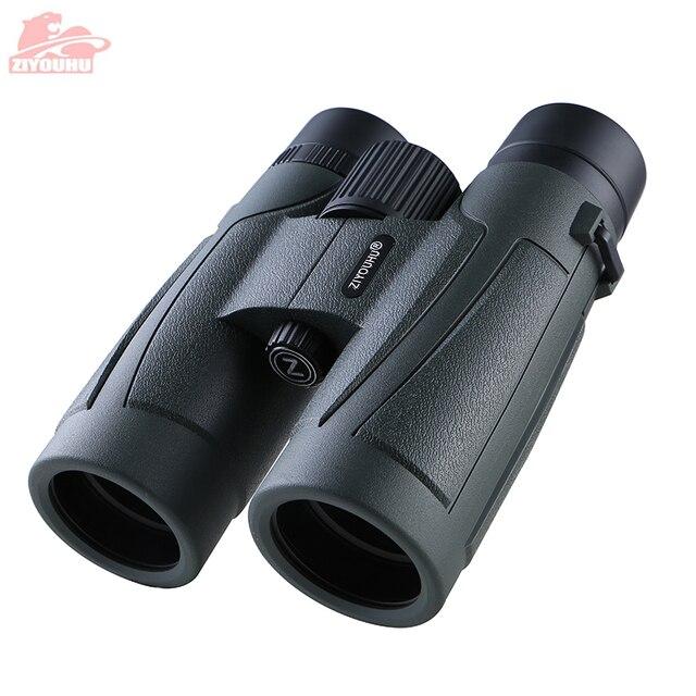 Latest Design 10x42 HD Binoculars Powerful Professional lll Night Vision Waterproof Binocular Hunting Telescope 6 Color Optional