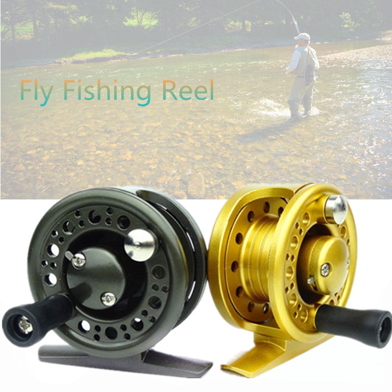 Hot sale fly ice fishing reel 1 1bb saltwater reels for Saltwater fly fishing reels
