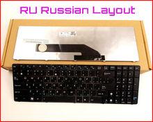 Nuevo teclado ru russian version para asus k70 k70ac k70ae k62 k62f k62jr k62f x5di x5d x51 portátiles