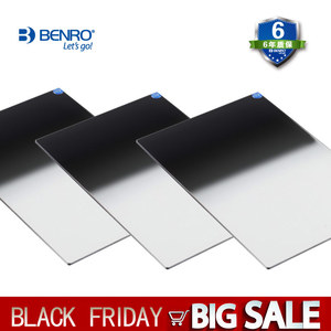 Image 1 - Benro Мастер 100x150 мм квадратный фильтр жесткий gnd4 gnd8 gnd16 вставка GND0.9 ультра двойные нано оптические стеклянные фильтры с покрытием