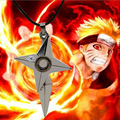 2015 Novo Hot Anime Naruto Shuriken por atacado Favorito