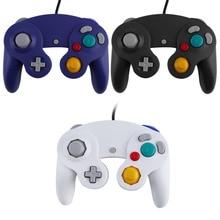 2015 Nuevo 1 unid Nuevo Juego Pad Controller Joystick para Nintendo GameCube o Wii