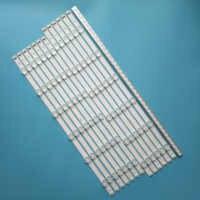 """9set(126pcs) LED strip 12 Lamp For LG 55"""" TV 55LN5700 55LN5200 LN54M550060V12 55LN5400 POLA2.0 55 Innotek POLA 2.0 LZ55O1LCEPWA"""