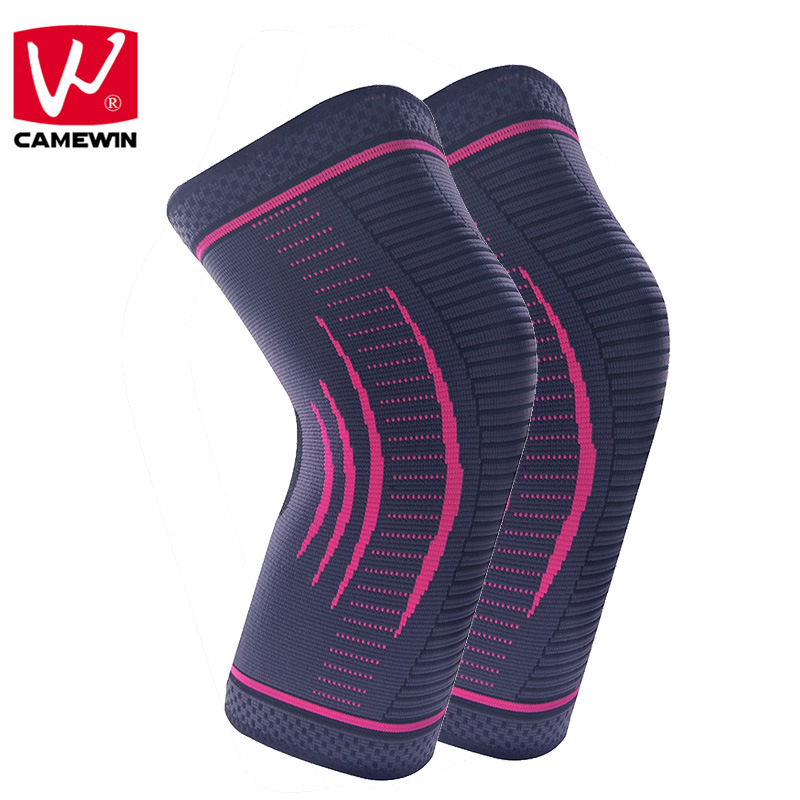CAMEWIN Knee Brace for Knee Pain-Braces and Supports Knee for Pain Relief, Meniscus Tear, Arthritis, Injury, Joint Pain, Running