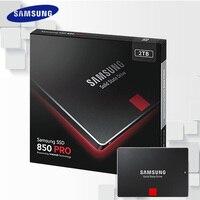 SAMSUNG SSD 850 PRO 256GB 512GB 1TB 2TB Internal Solid State Disk HD Hard Drive SATA