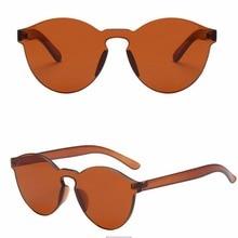 Okulary Przeciws Oneczne Damskie Photochromic Sun Glasses UV400 Fashion Rimless Sunglasses Women Brand Designer Plastic Lens