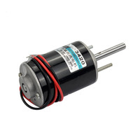 RW XD 3420 Permanent Magnet DC Motor 12V/24V 3000/6000rpm Universal Adjustable Reversing Motor DC Speed Motor High Torque