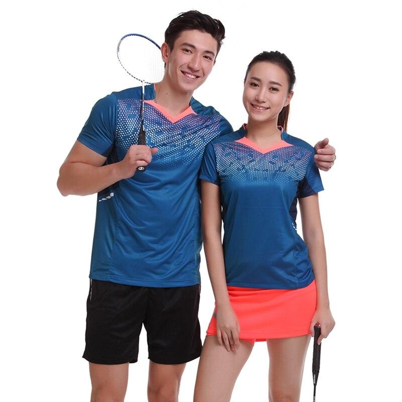 Free print Badminton sets Men/Women , Badminton clothes , sports tennis sets , table tennis clothes M1011