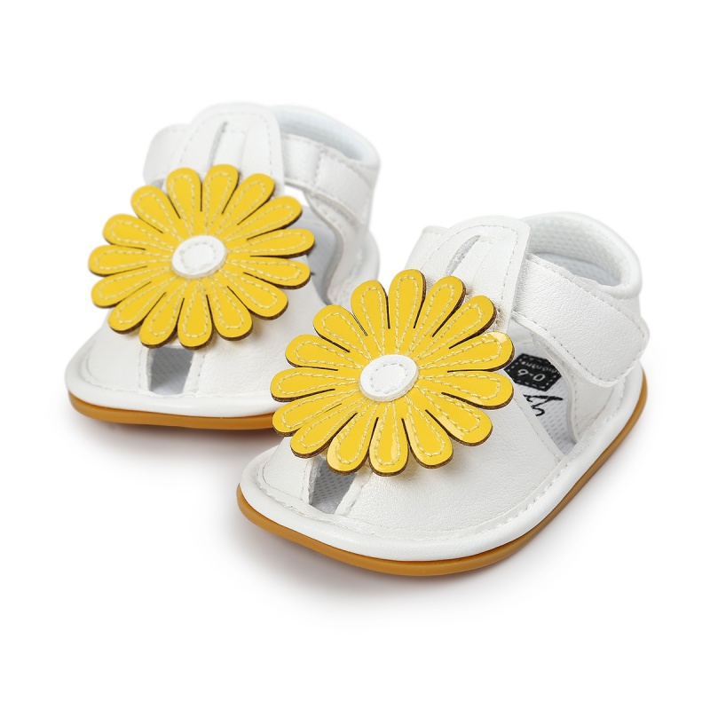 Summer Kids Girls Sandals Cute Tartan Hollow Out Princess Style Flower Breathable Non-slip Soft Bottom Cack Sandal
