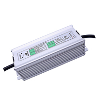 High Power LED Driver 100W DC 30V 36V Power Supply Adapter lighting Transformer IP65 Waterproof For Floodlight