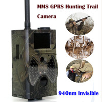 Suntek Scouting Hunting Camera HC300M HD GPRS MMS Digital 940NM Infrared Trail Camera GSM 2 0
