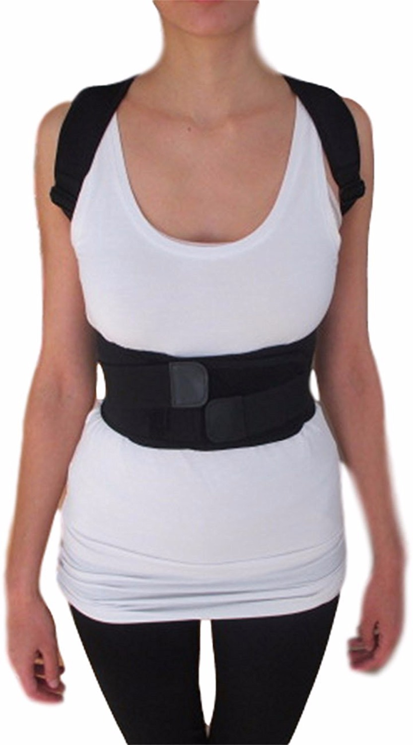 1d24bc0242 Back Support Posture Correction Men Women Magnetic Posture Corset Back  Brace Orthopedic Vest for Back Braces -in Braces   Supports from Beauty    Health on ...