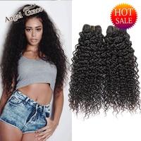 Brazilian Kinky Curly 3pcs/lot Virgin Hair Extensions Cheap Brazilian Hair Bundles 8A Grade Unprocessed Brazilian Hair Wefts