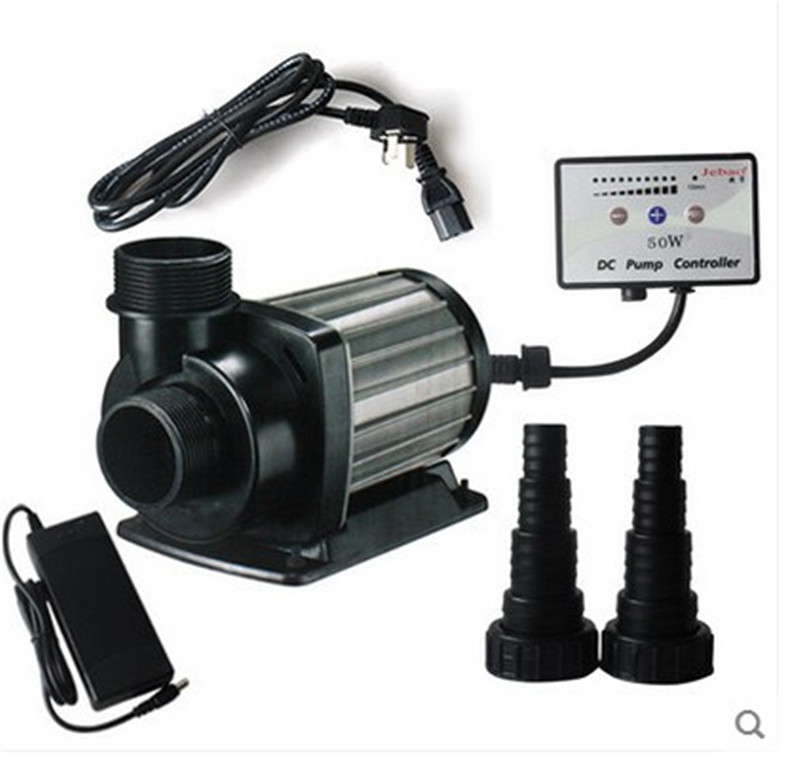Fish & Aquariums Jebao Jecod Dcs 3000 4000 5000 7000 9000 12000 Dc Aquarium Pump Submerge Pond Excellent In Cushion Effect