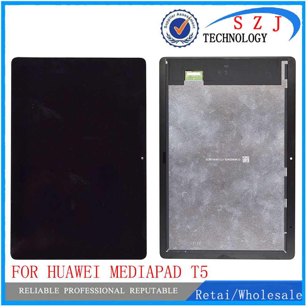 Lcd-Display Touch-Screen Mediapad T5 AGS2-W09 Huawei Panel Digitizer-Assembly For 10-ags2-l09/Ags2-w09/Ags2-l03/..