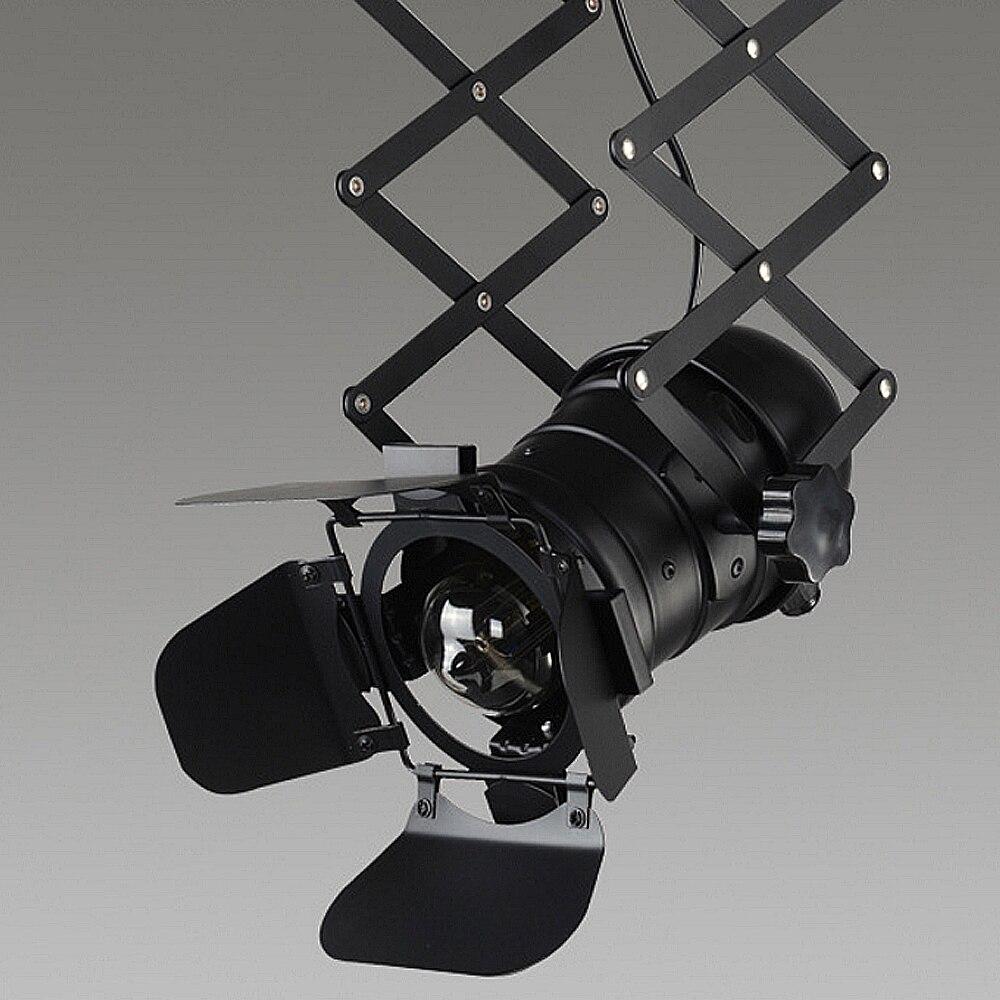 Արվեստի լամպ լուսային ռետրո - Ներքին լուսավորություն - Լուսանկար 2