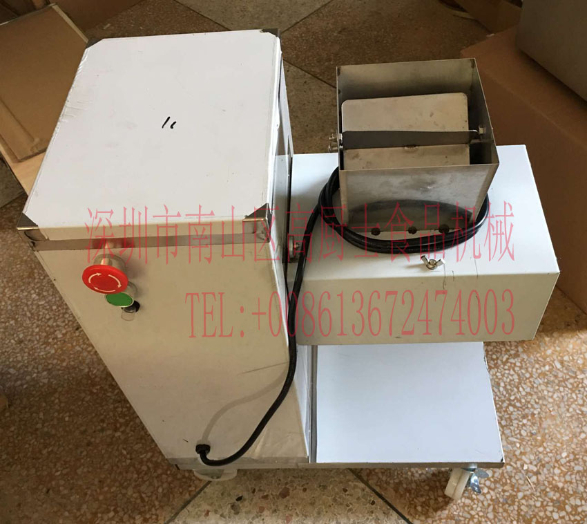 Free shipping By DHL 110v 220v Chicken Slicer Machine 500KG/HR Restaurant Meat Cutter Machine With Stainless Steel Blades free shipping by dhl mini ultrasonic polishing machine rtw1400