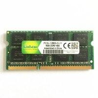 Kinlstuo New ddr3 Rams 8gb 1600MHz PC3L-12800 ddr3L Laptop memory