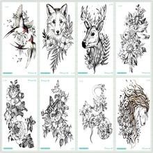 Compra Flower Tattoo Sketches Y Disfruta Del Envío Gratuito En