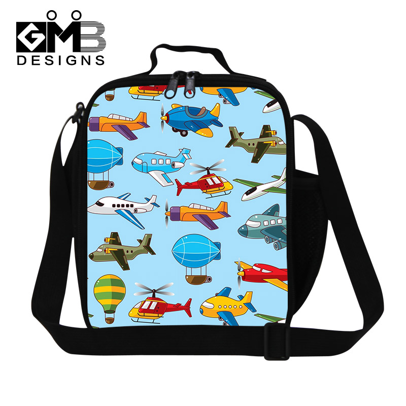 93af42e51c52 US $17.01 26% OFF|Cute Insulated Lunch Bags for Boys,Girls Thermal Lunch  Box bag for School,Adults Lunch Container Reusable Meal Bags for Men  Work-in ...