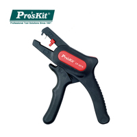Pro'sKit CP 367A Self Adjusting Insulation Gun Type Automatic Wire Stripper Electrician Self Adjusting Cable wire Cutter Tool