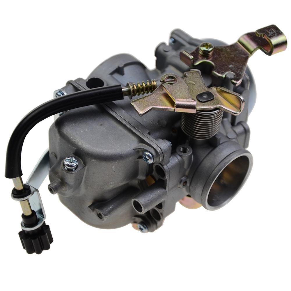 GOOFIT Carburetor Carb for Kawasaki ATV KLF 300 KLF300 1986 1995 1996 2005 BAYOU H012 C0028 in Carburetor from Automobiles Motorcycles