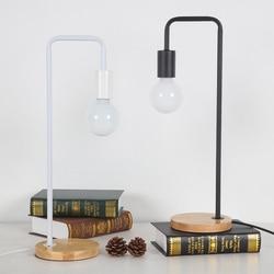 Nordic led lampy biurko uczeń oko lampa dormitorium nauka lampka na biurko nowoczesne led lampka do czytania sypialnia lampki nocne stół biurowy lampa