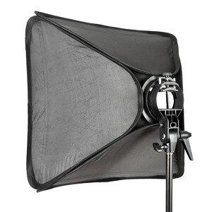 Image 5 - PRO Godox s type soporte de plástico duradero Bowens soporte de montaje para Speedlite Flash Snoot Softbox accesorios de estudio fotográfico