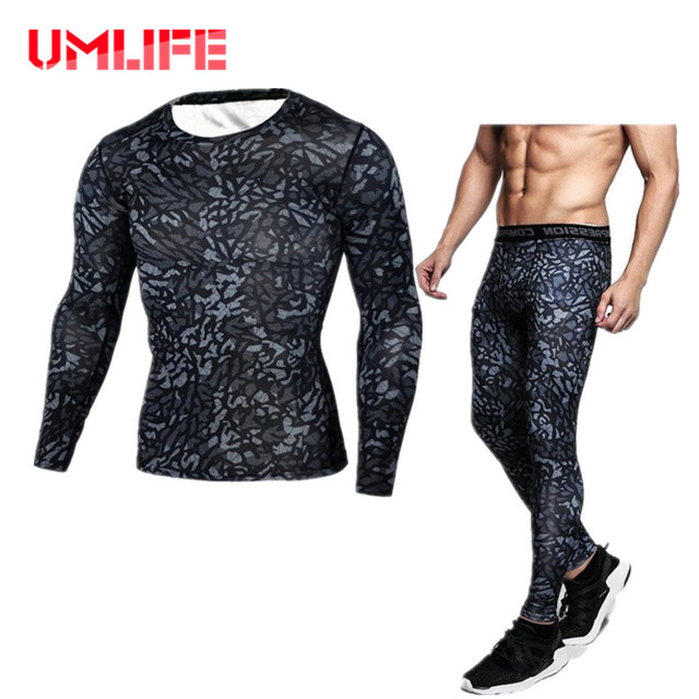 Compression Tracksuit Fitness Training Sports Suits  1