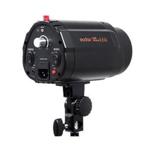 Image 5 - GODOX 160WS 160W Pro photographie éclairage lampe tête Photo Studio Flash Speedlite lumière stroboscopique 220 v/110 v
