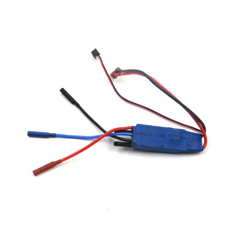 Electronic Speed Controller For Feilun FT012 RC Boat FT012 RC Spare Parts Accessories electronic speed controller for feilun ft012 rc boat ft012 rc spare parts accessories