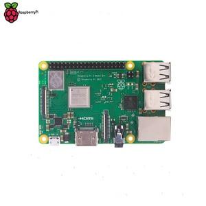 Image 3 - Original Raspberry Pi 3 Modell B + RPI 3 B plus mit 1 GB BCM2837B0 1,4 GHz ARM Cortex A53 Unterstützung wiFi 2,4 GHz und Bluetooth 4,2