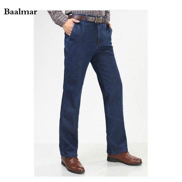 Warme jeans herren