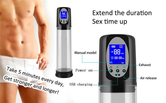 co sprawia, że pompa dla penisa
