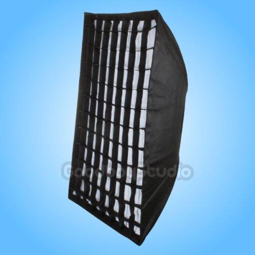 "Godox 60 x 90cm 24"" x 36"" Honeycomb Grid Softbox for Multiblitz-B Profilite Profilux"